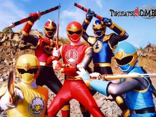Qual Power Ranger tempestade Ninja você Seria?