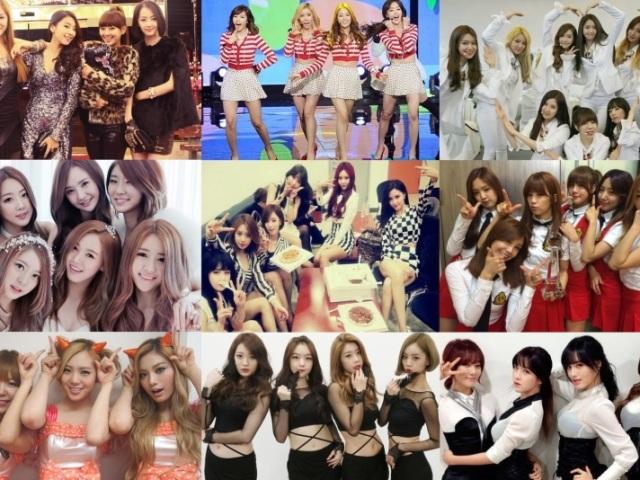 Em qual GirlGroup você debutaria?