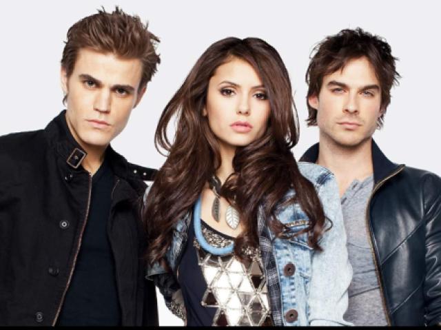 Você conhece The Vampire Diaries mesmo? ❤