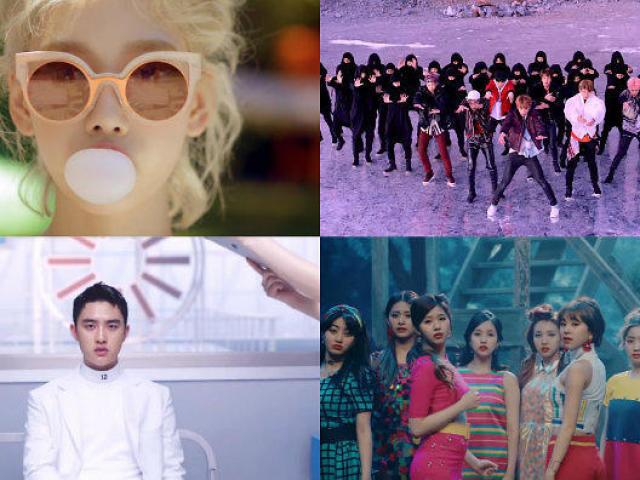 Você conhece os M/Vs de K-Pop?