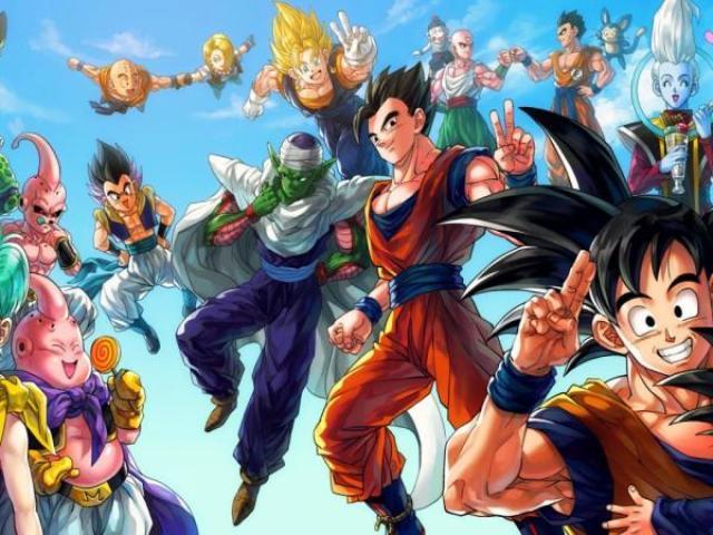 Quem você é de Dragon Ball?