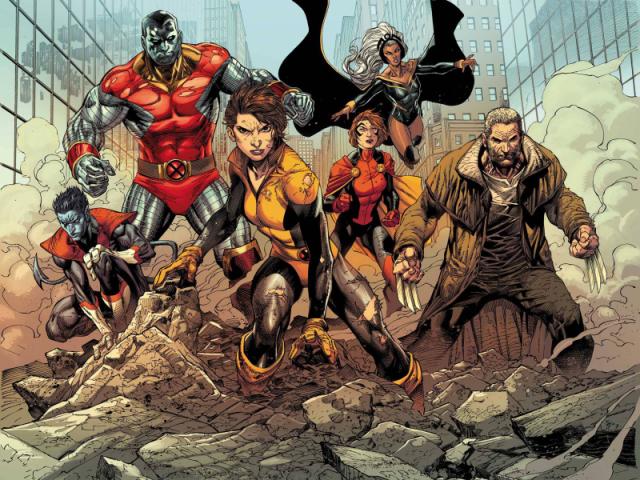 Quem você seria em X-Men Gold?