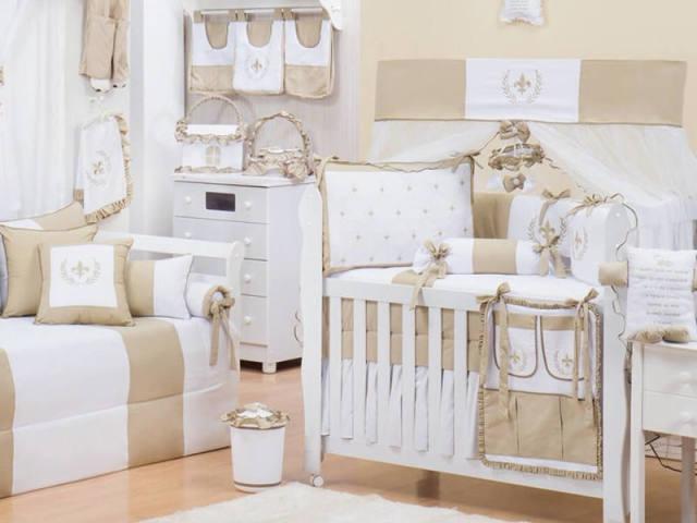De acordo com as suas escolhas, saiba como é o seu quarto de bebê ideal! 😘