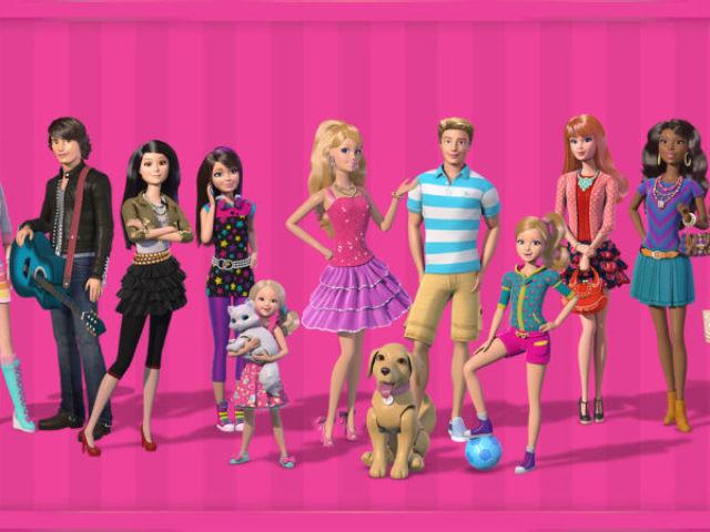 Será que você sabe tudo sobre Barbie: Life in the Dreamhouse?
