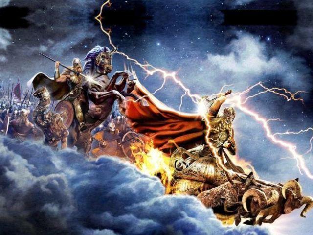 Qual deus(a) nórdico(a) você seria?