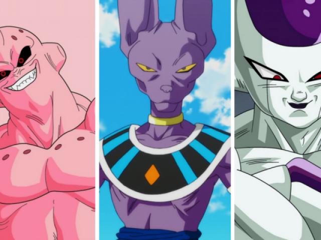 Dragon Ball: Você sabe os nomes de alguns dos vilões?