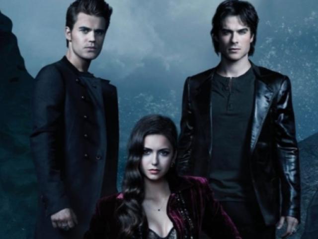 Qual personagem de The Vampire Diaries você seria?