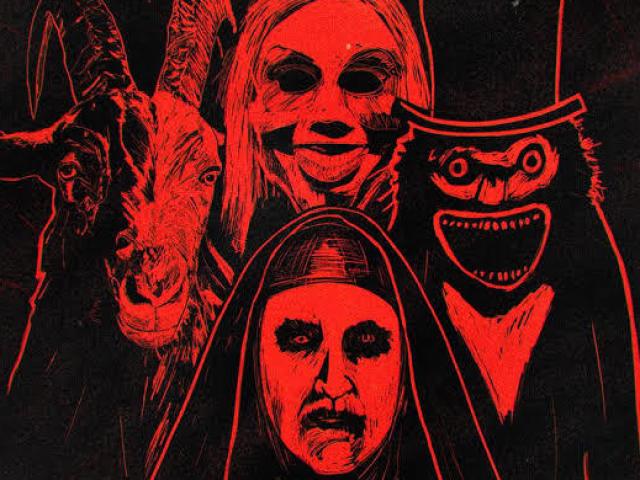 Quem você seria num filme de horror?