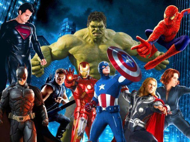 Qual super herói você seria