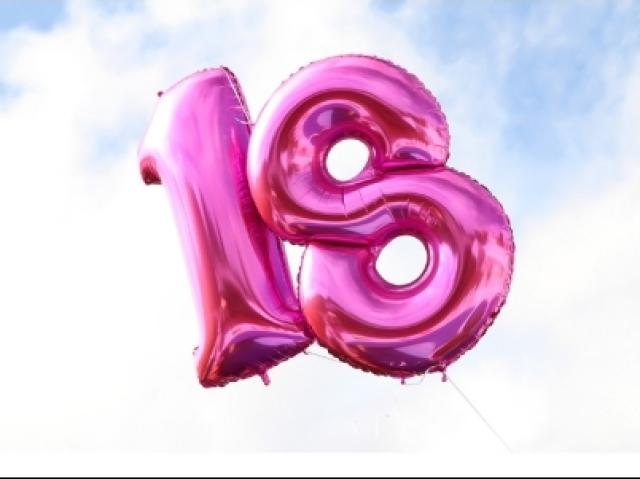 Monte sua festa de 18 anos!