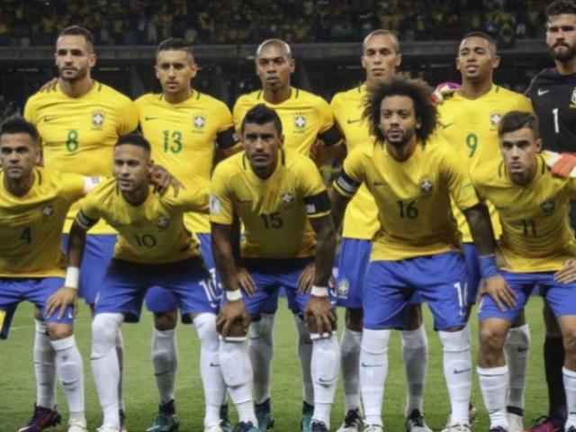 Você conhece a seleçao brasileira?