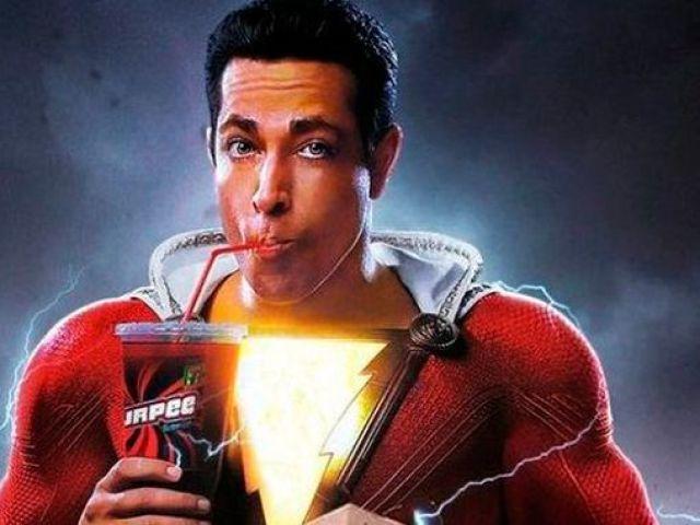 Você sabe tudo sobre o herói Shazam?