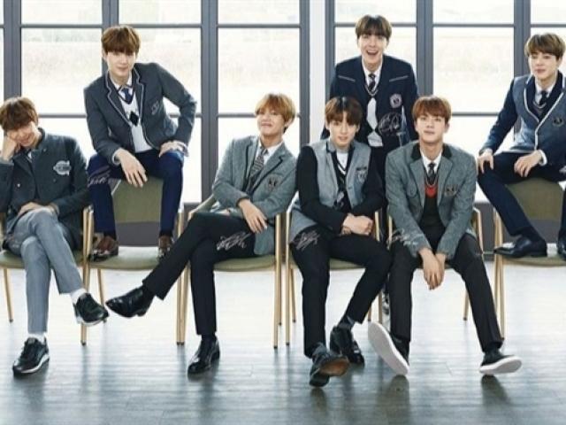 BTS RPG: Quem seria seu namorado no colégio?