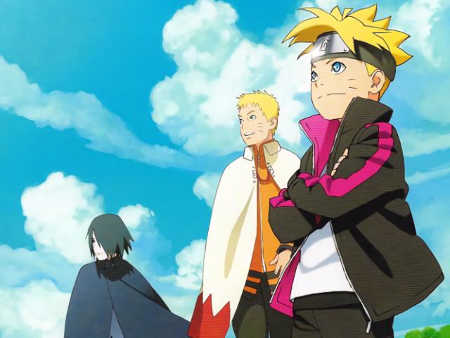 O quanto você é fã de Boruto/Naruto?