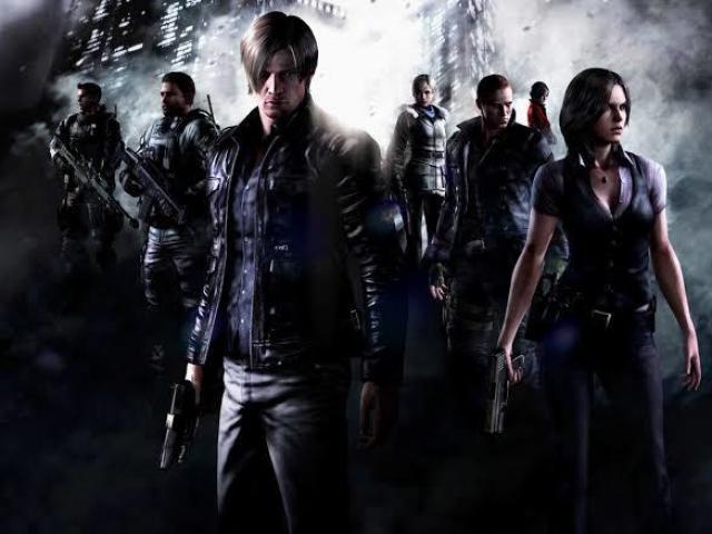 Quem você seria na franquia Resident evil?