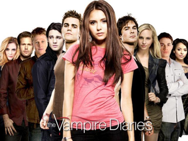 Quem seria sua namorada em TVD?
