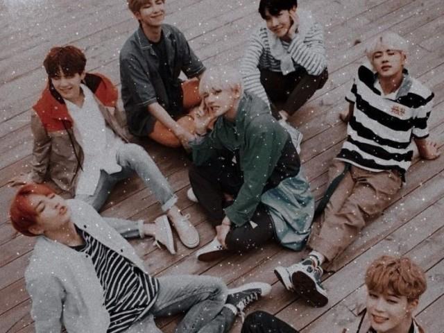 Escolha uma imagem, e descubra se você é mais Hyung ou Maknae Line!