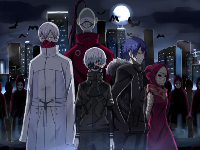 Você realmente conhece Tokyo Ghoul?