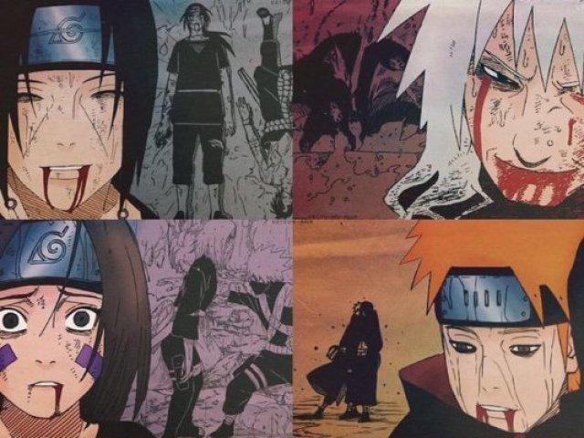 Você conhece mesmo Naruto? (Nivel fácil/médio)