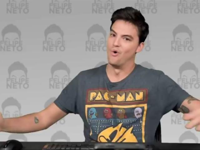 Você é um(a) fã do Felipe Neto?