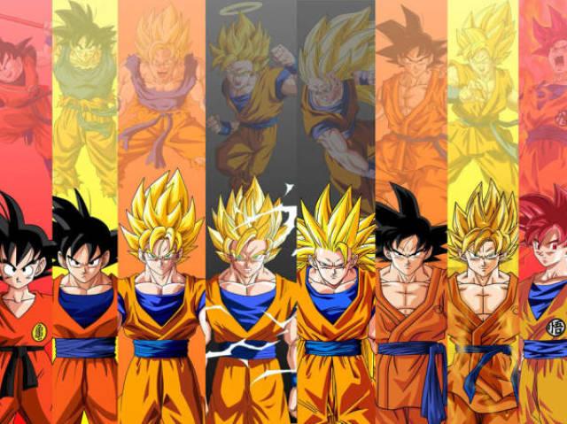 Você conhece bem o Goku?