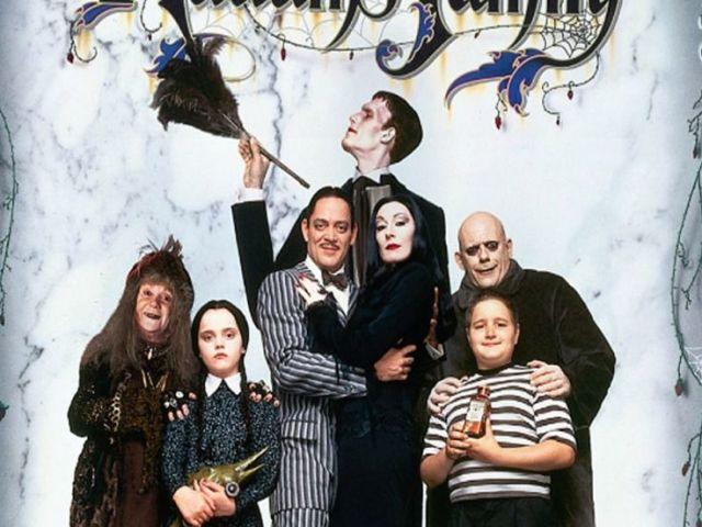 """Quem você seria na """"Família Addams""""?"""