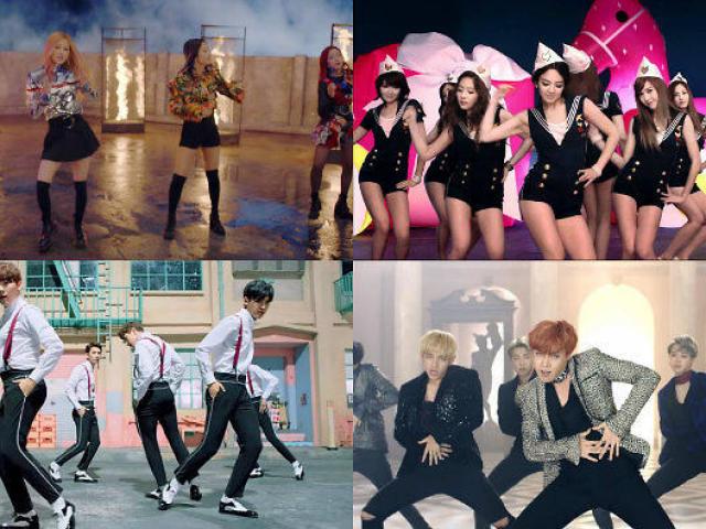 Adivinhe o MV de K-Pop!