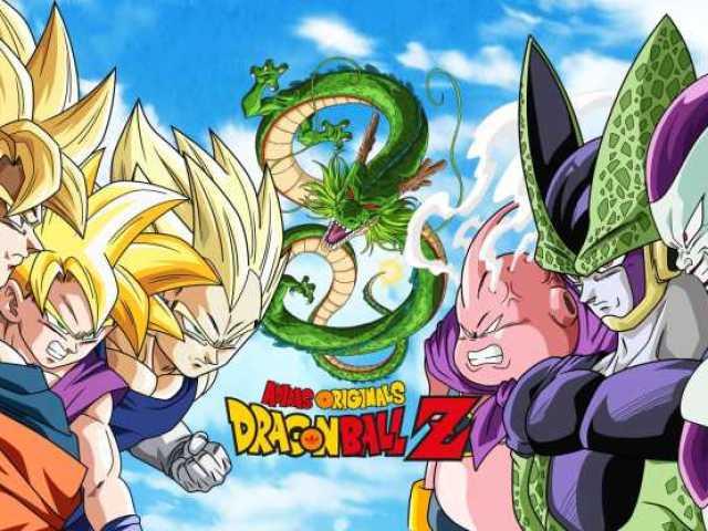 Será que você conhece Dragon Ball Z?