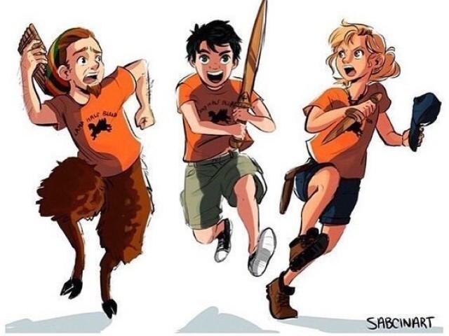 Você realmente conhece Percy Jackson?