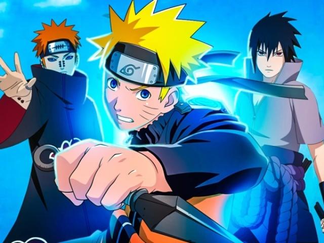 Você conhece Naruto realmente?