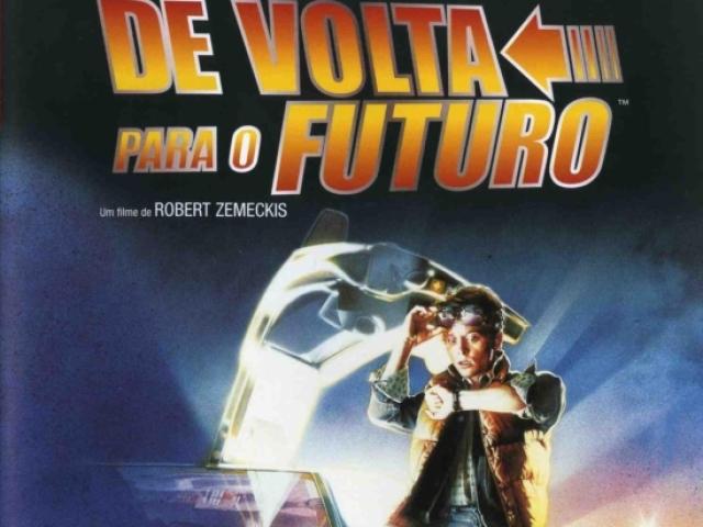 De volta para o futuro!