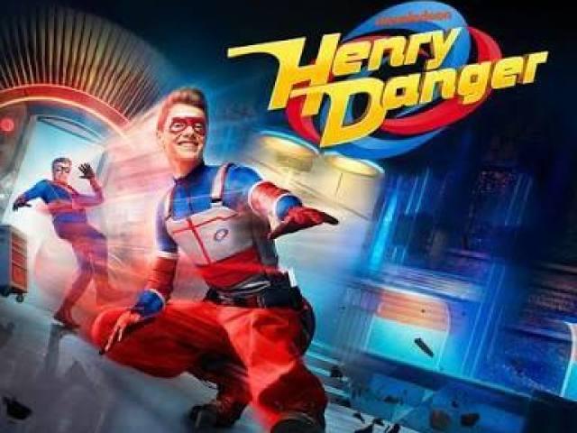 Quem Você Seria Em: Henry Danger 🗽😜