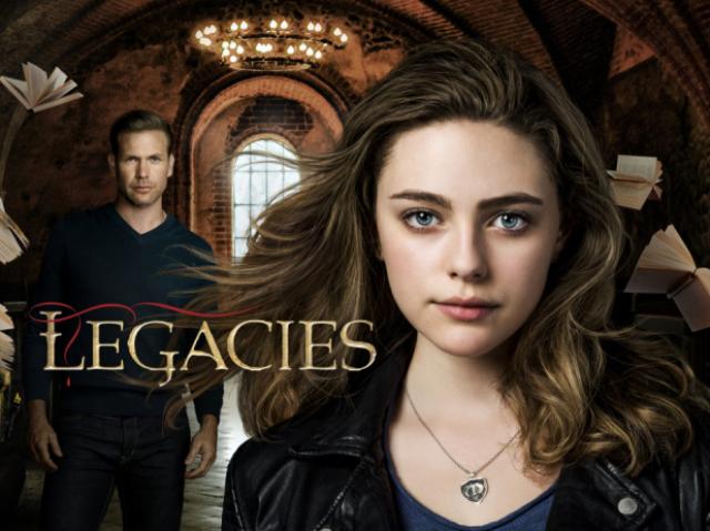 Você conhece Legacies?