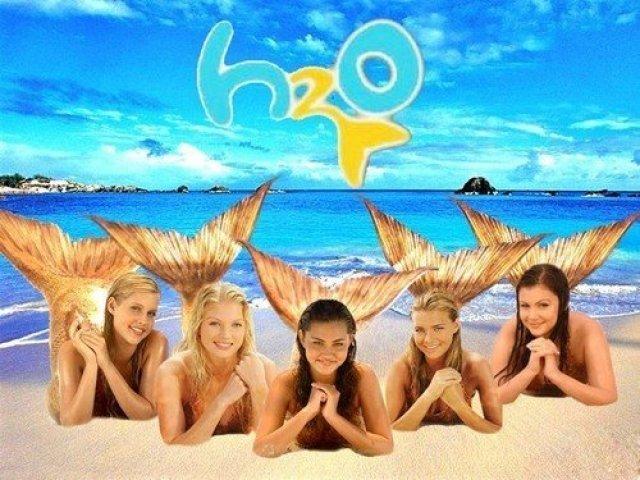 Quanto você conhece H2o meninas sereias?