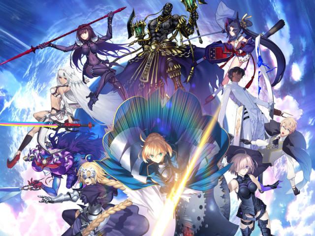 Qual Servo você é de Fate/Grand Order?