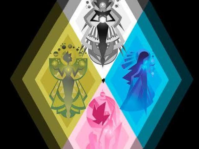 Steven Universo: Qual diamante você é?