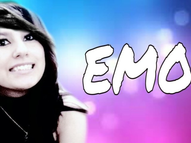 Qual tipo de Emo você é?