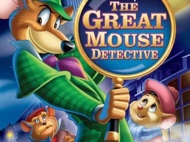 Quem você seria em As Peripécias do Ratinho Detetive?
