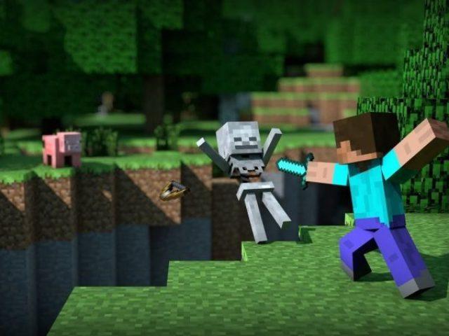 Você conhece o jogo Minecraft?