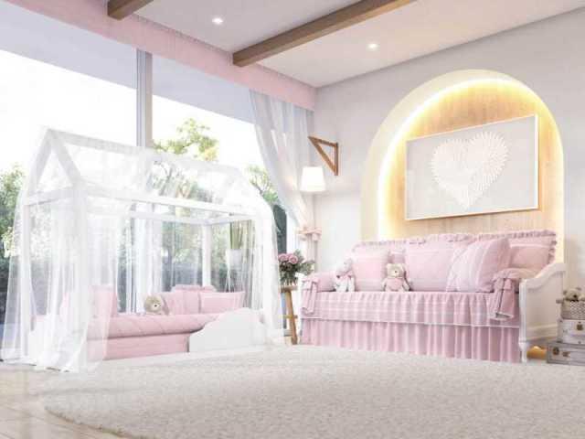 Como será o quarto da sua bebê? 👧