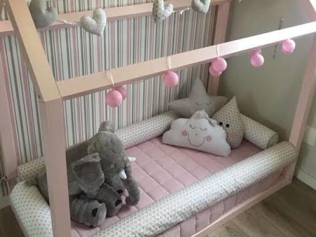 Como seria seu quarto dos sonhos?