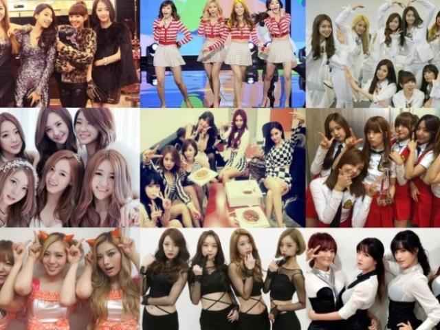 Qual solista feminina de Kpop seria sua namorada?