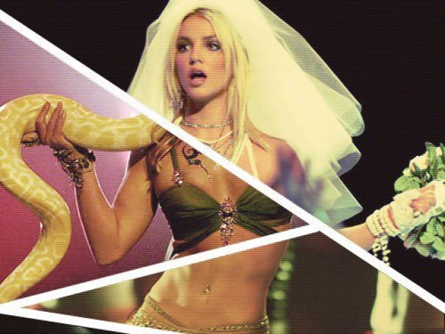 Britney Spears: B-army, nível hard!