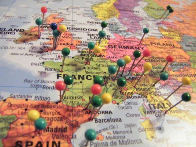 Você conhece esses lugares famosos pelo o mundo?