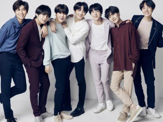 BTS: Com quem você teria filhos?