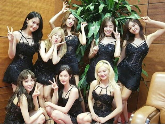 """Você conhece o """"Girls Generation""""?"""