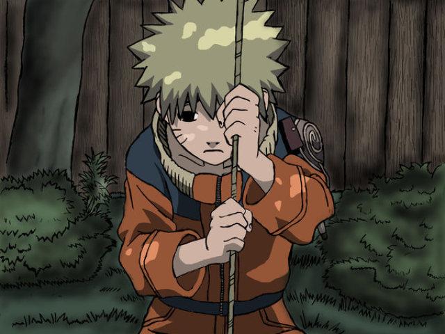 Você conhece essas frases do anime Naruto?