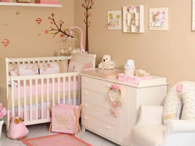 Como será o quarto da sua bebê?