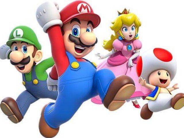 Você conhece o Mario?