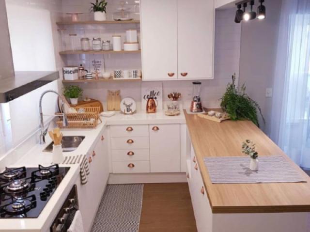 Crie a sua cozinha